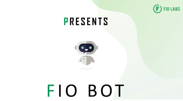 Pre-demo Overview: FIO Bot (Conversational HR Bot based on BERT)